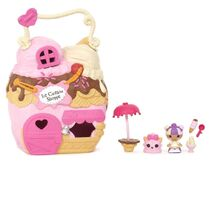 3 lalaloopsy tinies houses Scoops