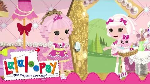 Suzette La Sweet Sewn On Date Lalaloopsy