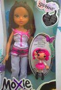 Moxie Girls Sophinas rag doll