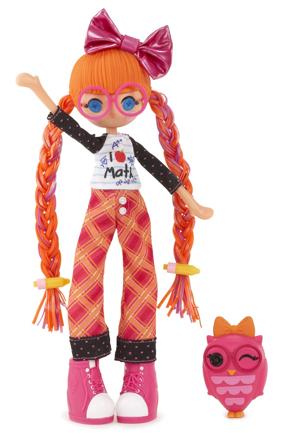 Image Bea Spells A Lot Girls Doll Pajamas Hair Color Change