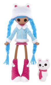 Mittens Fluff 'N' Stuff - Girls doll