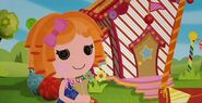 Sunny and Peanut's Hot Air Balloon and her Circus