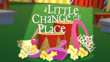 A Little Change of Place title card
