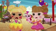 Lalaloopsy S2E4 - Life of the Parties - Too hot!