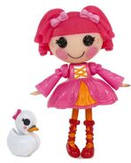 Tippy Tumblelina doll - Mini - sister pack