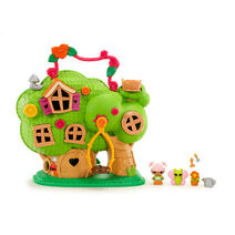 3 lalaloopsy tinies houses TreeHouse