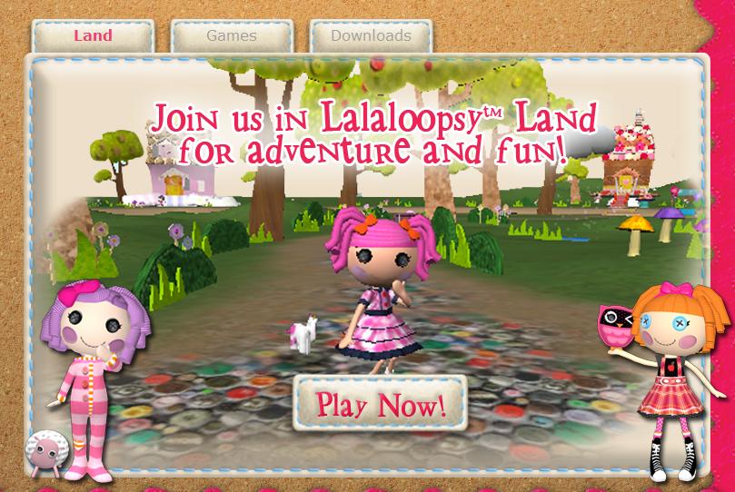 3D Land | Lalaloopsy Land Wiki | FANDOM powered by Wikia Lalaloopsy Land Map on