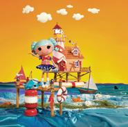 Marina Anchors wider poster