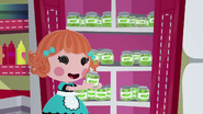 S2 E14 Pickles storing her jars