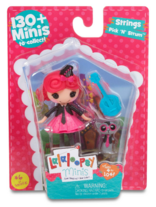 Strings Pick 'N' Strum Mini Doll box