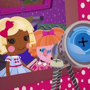 Lalaloopsy S1 E22 - Dot and the Starcatcher