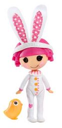 Cotton Hoppalong doll - mini
