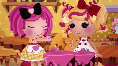 We're Lalaloopsy - Won't let a little rain get in my way