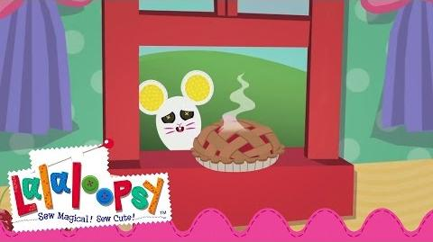 Cherry Crisp Crust Lalaloopsy