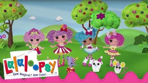 Welcome to Lalaloopsy Land's Super Silly Party! l Super Silly Party - Episode 1 l Lalaloopsy