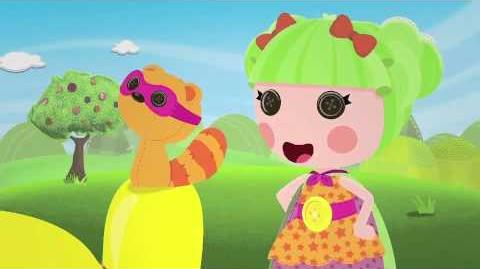 Lalaloopsy Webisode Up Up and Away