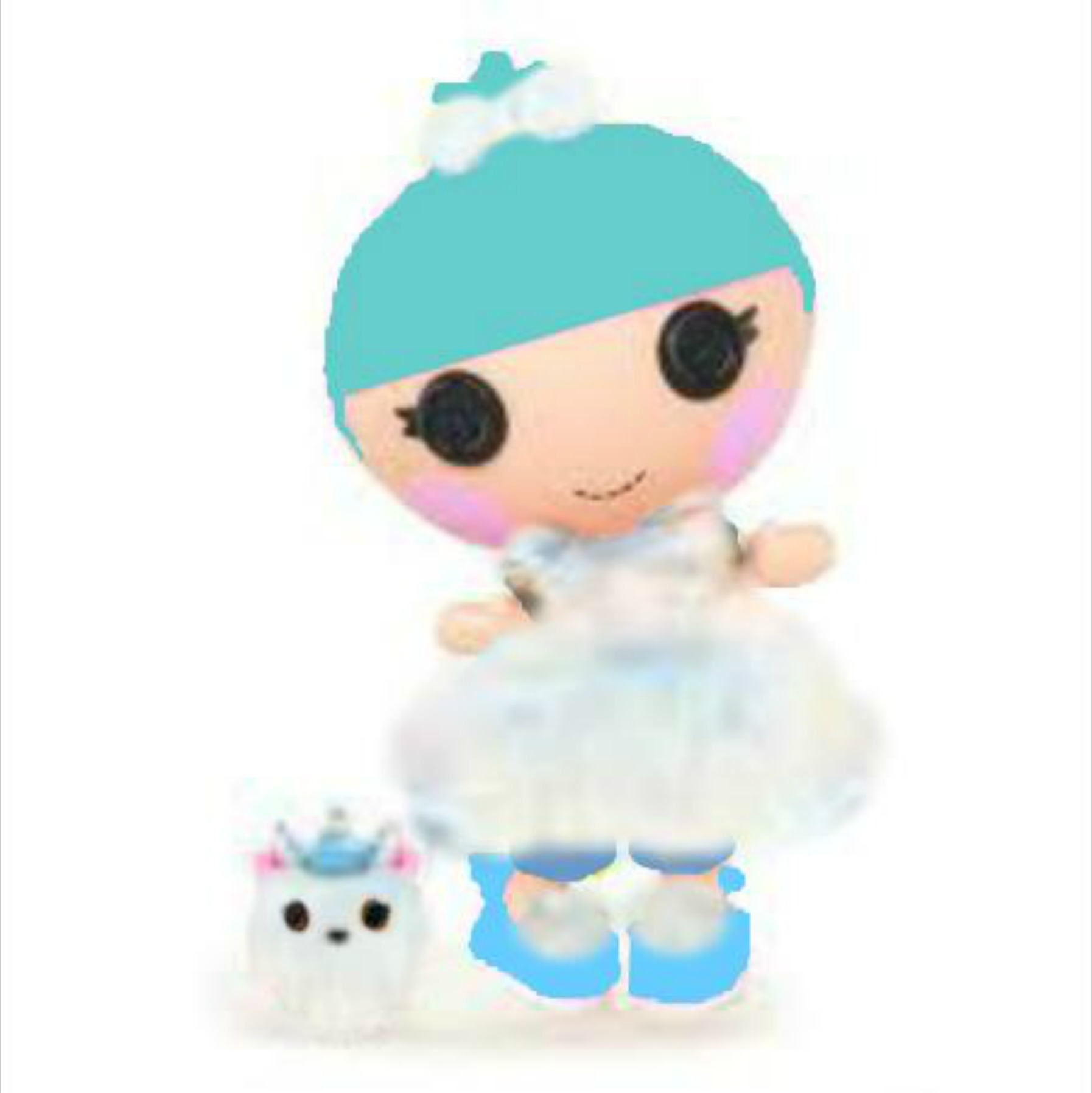 lalaloopsy little sisters coloring pages - carol snow crystals lalaloopsy land fanon wiki fandom