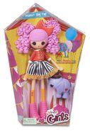 Peanut Big Top - Girls doll - box