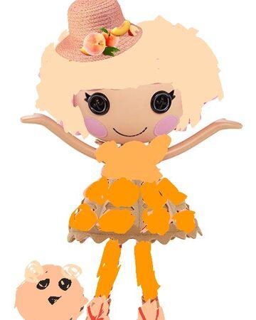 Peaches Pie Crust | Lalaloopsy Land Fanon Wiki | Fandom on