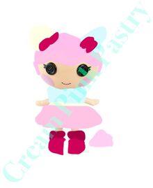 Cream Pink Pas