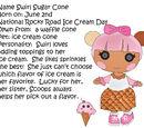 Swirl Sugar Cone