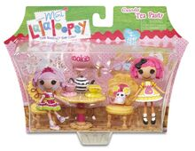 Mini Lalaloopsy - Crumbs' Tea Party - box