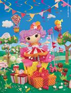 Peanut Big Top SSP wide poster
