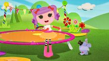Lalaloopsy-Land-Peanut-Big-Top-With-Pet-Elephant-Nick-Jr-UK-Facebook-Nickelodeon-Preschool-Junior-CGI-Animated-Animation-Characters-MGA-Moonscoop-Productions-Dolls-Toys