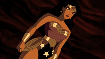 Wonder Woman Unlimited Serious