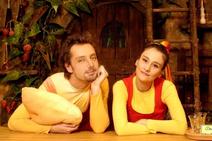 Gnomi Ronfo e Linfa