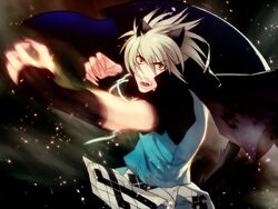 Konoe uses his claws