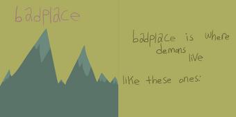 BadplaceArea
