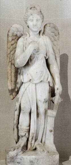 Némesis Estatua