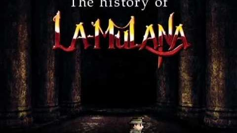Launch Trailer -The History of La-Mulana (WiiWare)