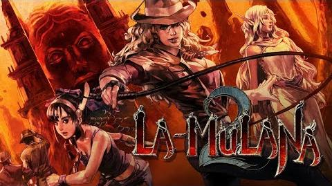 LA-MULANA2 launch trailer
