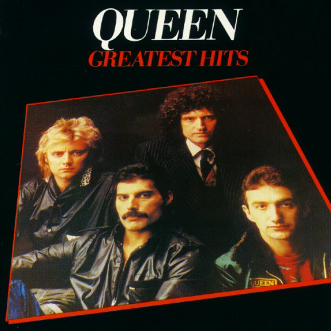 Queen Greatest Hits1-Cover