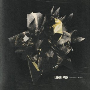 Linkin Park - Living Things vinyl