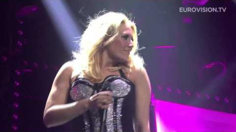 Cascada - Glorious (Winner of Unser Song Fur Malmo) Rehearsal Video