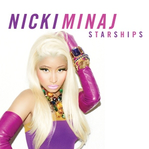 Nickiminaj Starships Pinkfridayromanreloaded