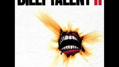 Billy Talent - Rusted From the Rain (lyrics)
