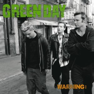 Green Day - Warning cover