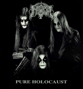 Immortal Pure holocaust