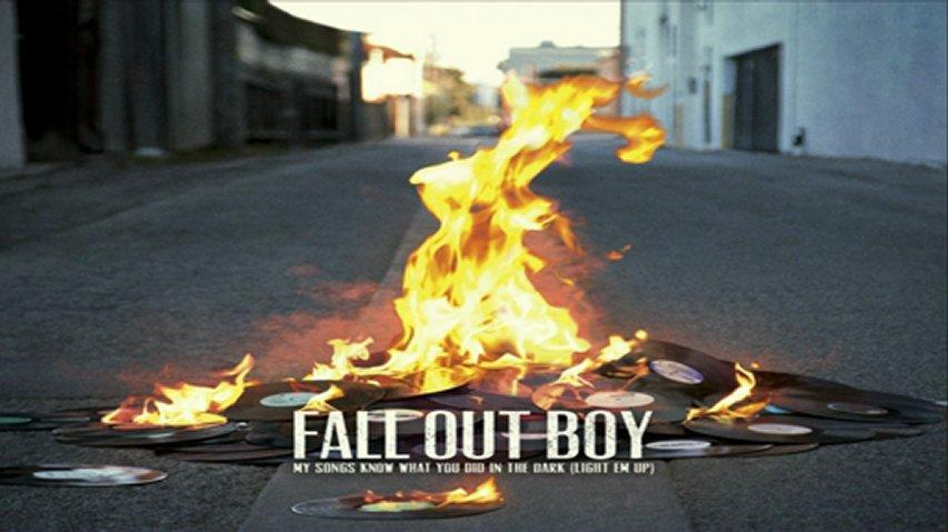 DOWNLOAD MP3 Fall Out Boy - My Songs Know What You Did In the Dark (Light Em Up) iTunesRip