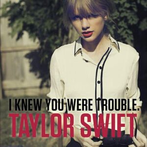 I Knew You Were Trouble, Taylor Swift 2012 song