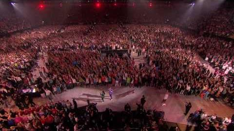 Madcon - Glow - Eurovision Song Contest Flashmob Dance Finale (HD)