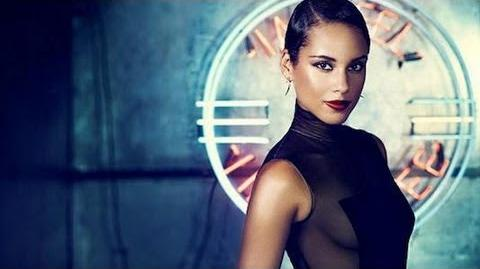 Alicia Keys - GIRL ON FIRE ( NEW SONG 2012 ) (Inferno Version) Lyrics - Official Review