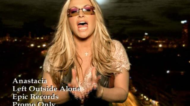 Anastacia - Left Outside