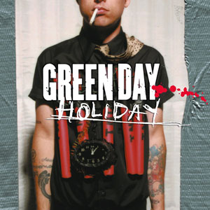 Green Day - Holiday cover