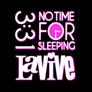 LaViVe No Time For Sleeping Single Cover