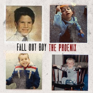Fall Out Boy - -The Phoenix- (Single)